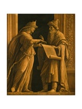 A Sibyl and a Prophet  C1495