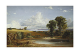 Summer Afternoon on the Hudson  1852