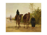 The Travellers  1874