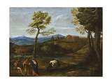 Landscape with the Flight into Egypt  C1605