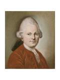 Portrait of Gotthold Ephraim Lessing  after 1770