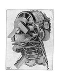 The Head of an Inventor  1893