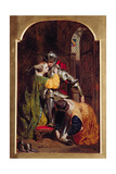 The Knight's Return (The Return of the Crusader)  1846