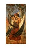 Titania's Awakening  1896
