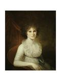 Portrait of Ann Emily Rush