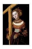 Saint Helena with the True Cross  1525