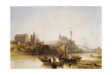 Blois on the Loire  1840