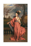 Jane Fleming  Later Countess of Harrington  C1778-79
