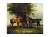 Hunters at Grass  1801