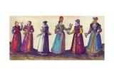 English Women of the Elizabethan Era  1598