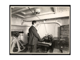 Marconi and His Wireless Telegraph Apparatus  1899-1900