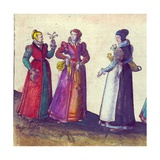 English Women of the Elizabethan Era  1598