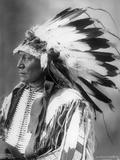 Chief Hollow Horn Bear  Sioux  1898