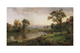 Riverscape - Early Autumn  1888