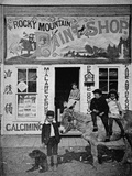 Rocky Mountain Paint Shop  C1880-90