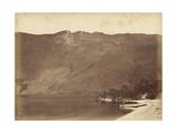 Fools Cap Peak  Wanaka  Mid 1870s