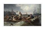 The Emigrants' Departure  Berlin 1860