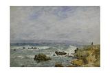 La Pointe De L'Ilette  Antibes  1893