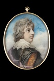 Portrait of William  3rd Viscount Courtenay