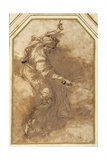 Study for an 'Allegory of Justice'