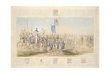 Baron Glenlyon  Knight of the Gael  1839