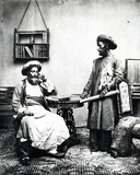Bene Israel Teachers  C1856