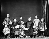 Chinese Family  C1870s