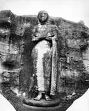 Gal Vihara Standing Buddhist Figure  C1870-90