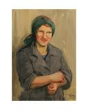 Kolkhoz Woman  C1960s