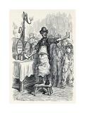Ginger Beer Salesman in the 1870s