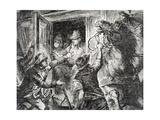 Detention of Louis Xvi at Varennes Xviii Century