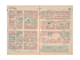 Insurance Map of the City of Philadelphia; Volume 2  Plate15  1887
