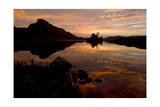 Cregennen Lakes Dawn  Snowdonia National Park  North Wales  Uk
