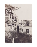 Cairo  House and Garden in the French Quarter  with Gustave Flaubert  1850