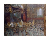The Coronation of Czar Nicolas II