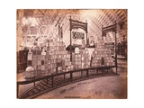 WG Wilson and Co's Exhibit - Walter G Wilson and Co Crackers  Agricultural Hall …