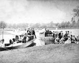 Victorian River Steamer Excursion  C1890