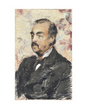 The Animal Painter La Rochenoire  1882