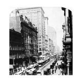 Randolph Street  Chicago  1896