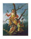 The Woodcutters  1779