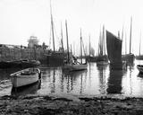Smeaton's Pier  St Ives  C1880s