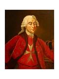 Grand Master Emmanuel De Rohan