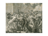 French Revolution Act of Desilles