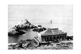 The Cliff House  San Francisco  C1863-8