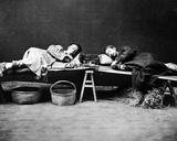 Opium Smokers  C1875
