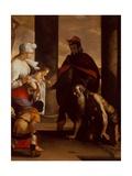 The Pardon of St John Chrysostom  C1640