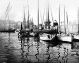 Smeaton's Pier  St Ives  C1890s