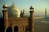 Badshahi Mosque  Lahore  Pakistan