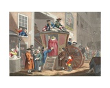 Country Inn Yard  Illustration from 'Hogarth Restored: the Whole Works of the Celebrated William…