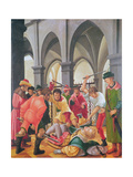 The Martyrdom of St Florian